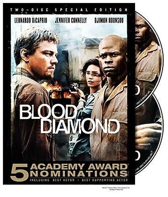 Amazon.com: Blood Diamond (Two-Disc Special Edition): Leonardo ...