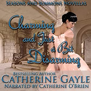 Charming and Just a Bit Disarming Audiobook