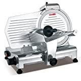 Valuebox Electric Meat Food Slicer Stainless Steel and Aluminum (10 INCHES)