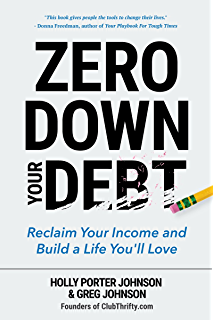 Amazon debt destroyer a proven plan to get out of debt make zero down your debt reclaim your income and build a life youll love fandeluxe Choice Image