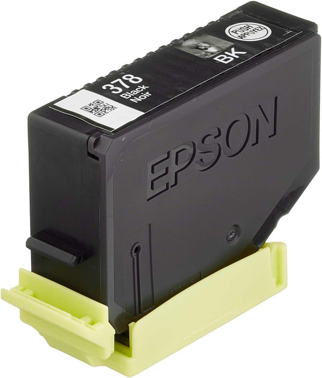Epson Original 378 Tinte Eichhörnchen Xp 8500 Xp 8600 Xp 8605 Xp 15000 Amazon Dash Replenishment Fähig Schwarz Bürobedarf Schreibwaren