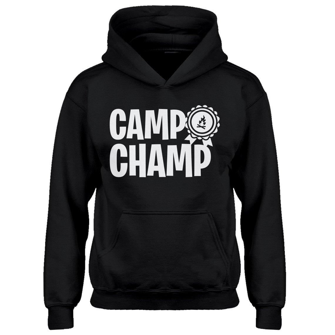 Indica Plateau Youth Camp Champ Kids Hoodie