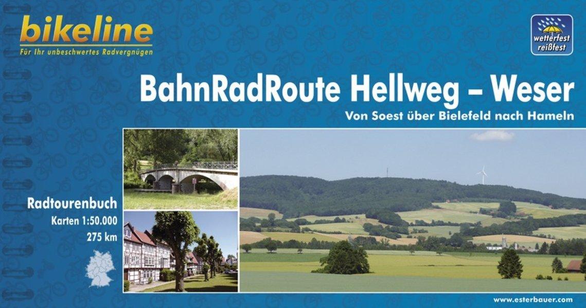 Read Online Bahnradroute Hellweg - Weser: BIKE.016 PDF