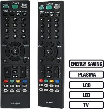 Grock AKB73655802 Mando a Distancia Compatible de Repuesto para televisor 345LG 47ls5600 42LST 42CS560 42ls349C 42ls3400ua 42Pa4500uf 42PA4500: Amazon.es: Electrónica