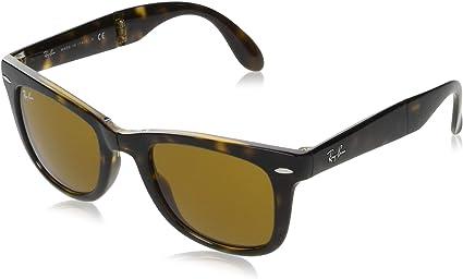 TALLA 50. Ray-Ban Wayfarer Liteforce Gafas de sol Unisex Adulto