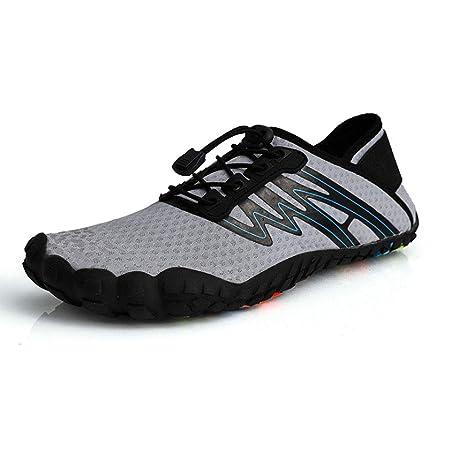Calzado acuático para hombres, calzado deportivo de secado ...