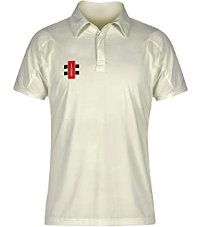 a37e9b60e1f Buy Asics Cricket T-Shirt with Mesh Panels - Real White, XL Online ...