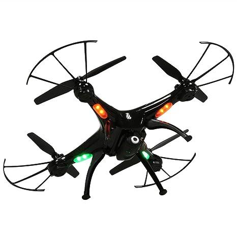 Syma X5HC - Drone Quadcopter RC con Barómetro 6 Axis Gyro (2.0MP ...