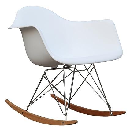 Mod Find Retro Rocker Arm Chair