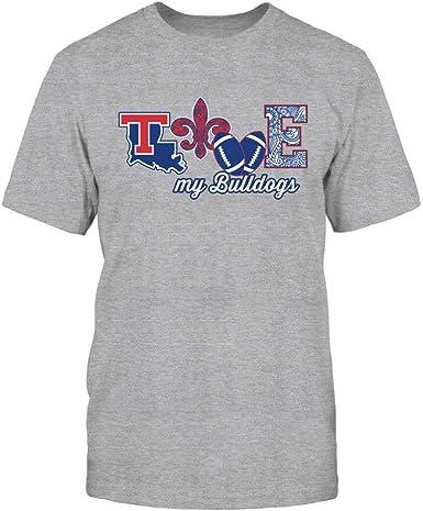 NCAA Louisiana Tech Bulldogs T-Shirt V2