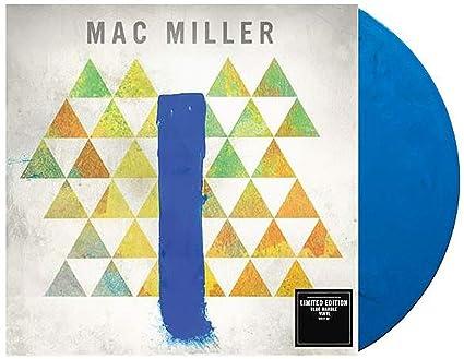 Blue Slide Park Exclusive Limited Edition Blue Marble Colored 2x Vinyl Lp 3000