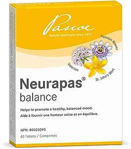 Pascoe - Neurapas Balance - Helps to Promote a Healthy ...