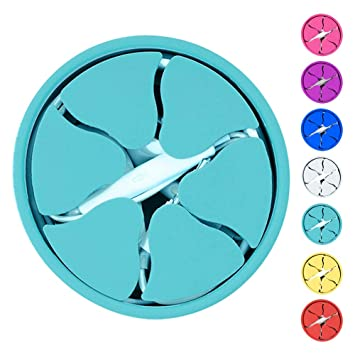 TAOtTAO - Soporte de Silicona para Auriculares, Azul, 10 cm ...