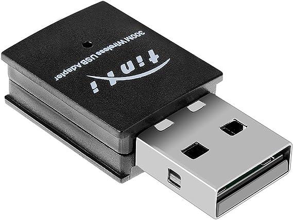 Yintiod WiFi Card WiFi Stick 150Mbps Mini USB Wifi Adapter 2dB WiFi Dongle MT7601 Wireless Network Card 802.11b//n//g Free Driver WiFi Ethernet