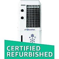 (Renewed) Usha Atomaria 9-Litre Personal Air Cooler (White)