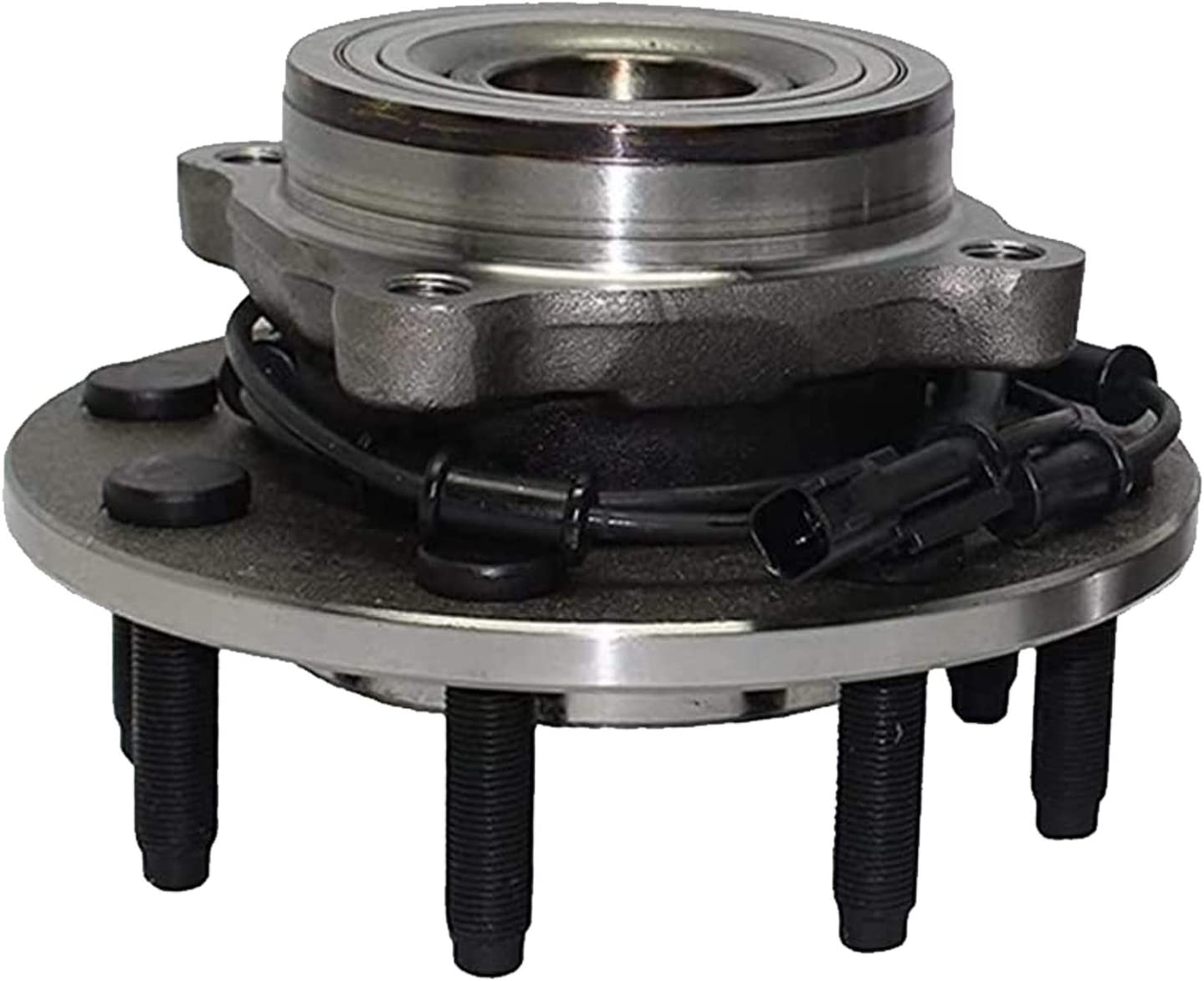 New Front  Wheel Bearing Hub Assembly For 06-08 Ram 1500 2500 3500 4x4 8 Stud