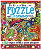The Totally Brilliant Puzzle and Drawing Book, Lisa Regan, 1848584725