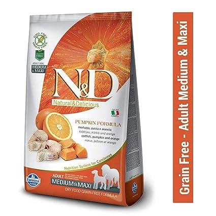 Buy Farmina N\u0026D Grain Free Codfish \u0026