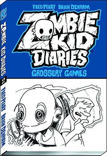Zombie Kid Diaries - 1
