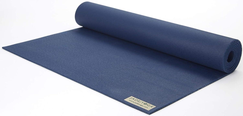 Jade Fusion 68-Inch x 5 16-Inch Yoga Mat Midnight Blue