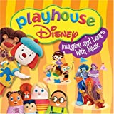 : Playhouse Disney Imagine And Learn With Music [6X8]
