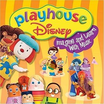 Playhouse Disney: Imagine & Le: Amazon co uk: Music