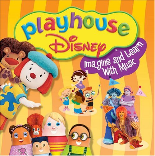 Playhouse Disney: Imagine & Learn With ()