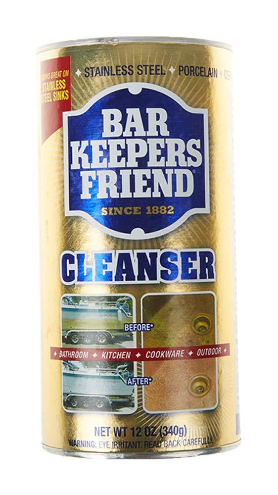 Bar Keepers Friend, Cleanser, 12 oz (340 g)