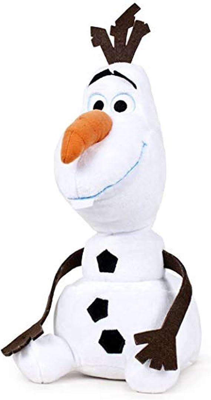 Disney Frozen - Peluche Olaf, 30 cm (Famosa 760011957): Amazon.es ...