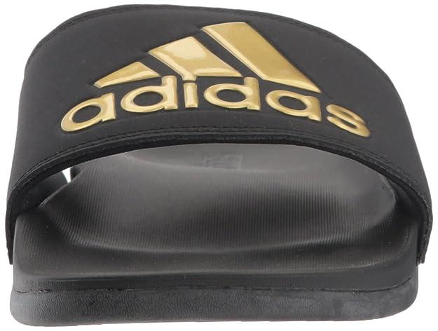 69a004442fd6 Amazon.com  adidas Women s Adilette CloudFoam Slide  Shoes