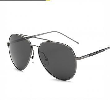 LMB Gafas de Sol Polarizadas para Hombre Gafas de Sol para ...