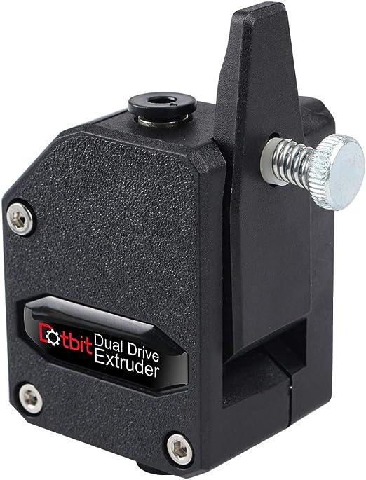 UKCOCO 1.75mm Extruder Dual Drive Bowden Extruder Impresora 3D ...