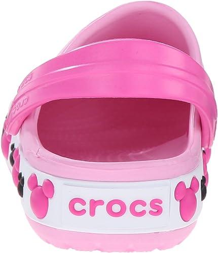 Crocs Mickey IV Clog Carnation