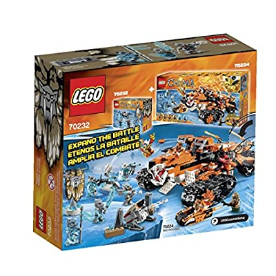 LEGO Chima Saber-Tooth Tiger Tribe Pack: Toys & Games