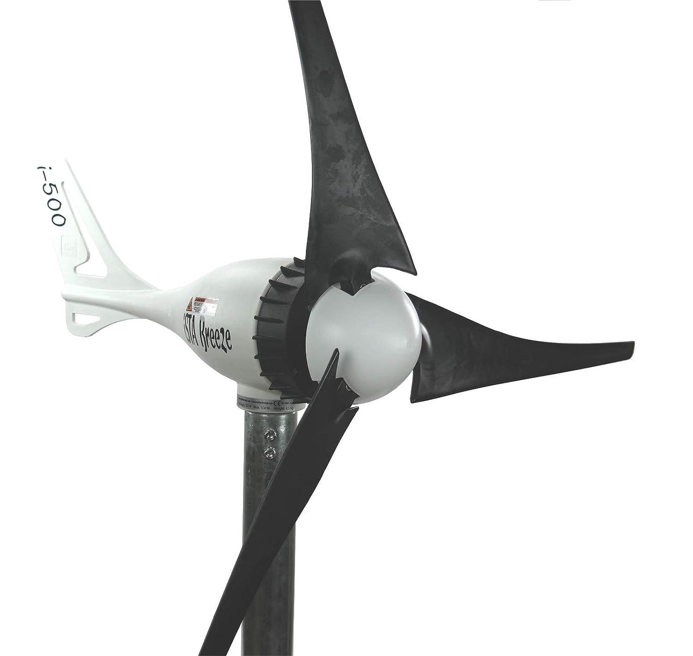IstaBreeze i-500 - Generador de viento (12 V/24 V)