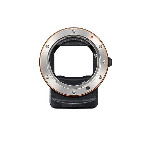 9 opinioni per Sony LA-EA3 Adattatore per Obiettivi ad Innesto A con Fotocamere ad innesto E,