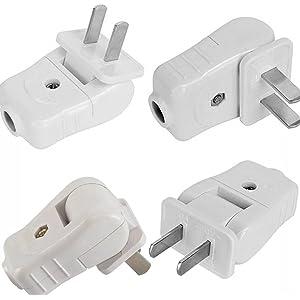 Astonishing Leviton 101 Wp 15 Amp 125 Volt Nema 1 15P 2P 2W Plug Straight Wiring 101 Vieworaxxcnl