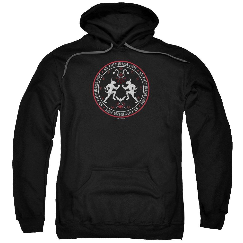 MMM Merchandising American Horror Story Mens Coven Minotaur Sigil Pullover Hoodie