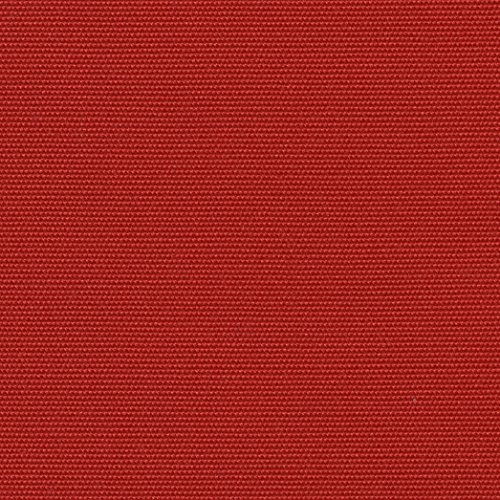 Sunbrella Solid Canvas Logo Red Fabric By The (Logo Fabric Chair)
