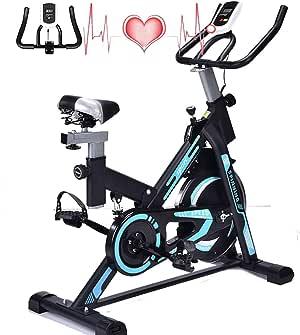 Bicicleta Estatica Interior Ejercicio Fitness Transmisión por ...