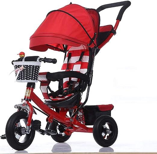 LHs stores Carrycot Triciclo de niño portátil Carrito de ...