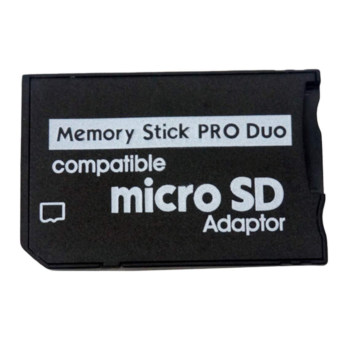 SD Micro Al Adaptador del Palillo del Adaptador De La Tarjeta De Memoria para PSP Sopport Class10 Micro SD 2Gb 4Gb 8Gb 16Gb 32Gb