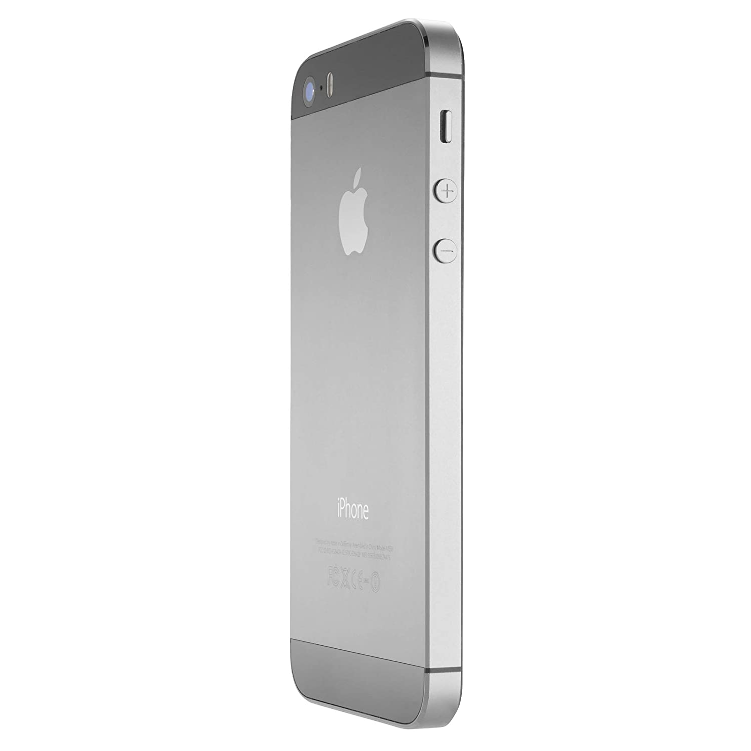 Amazon Apple iPhone 5S 16GB GSM Unlocked Space Gray Refurbished Cell Phones & Accessories