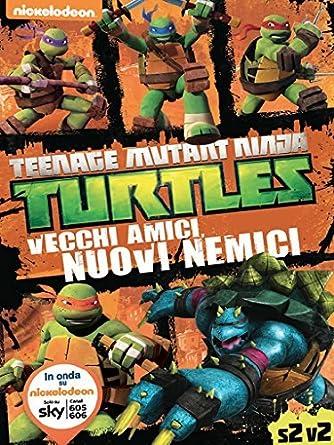 Amazon.com: Teenage Mutant Ninja Turtles-Vecchi Amici, Nuovi ...