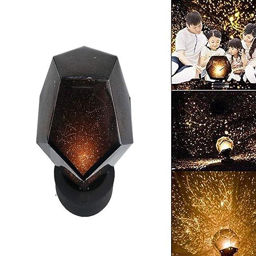 GEOV Lámpara De Proyector De Estrella, Proyector De Constelación ...