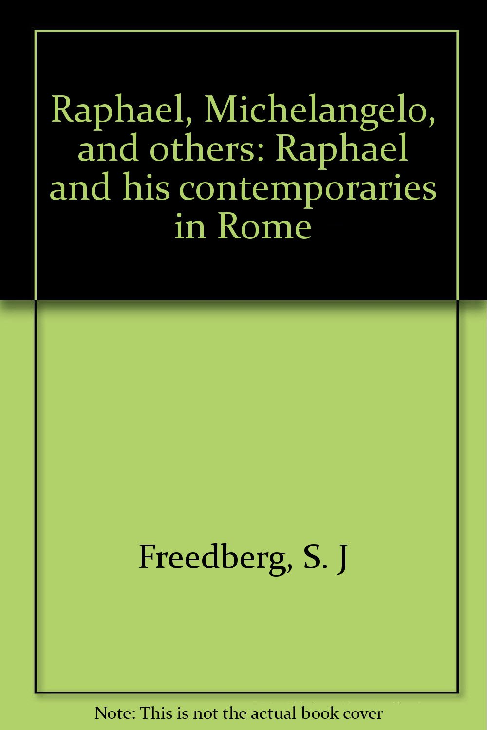 raphael michelangelo and others raphael and his contemporaries in rome