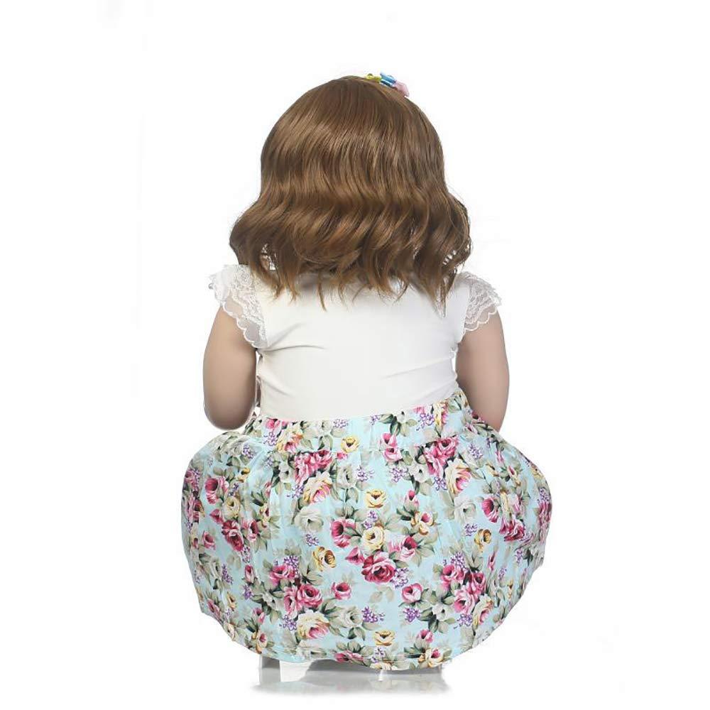 26 Pulgadas De Silicona Suave Bebés Reborn Baby Doll Alive ...