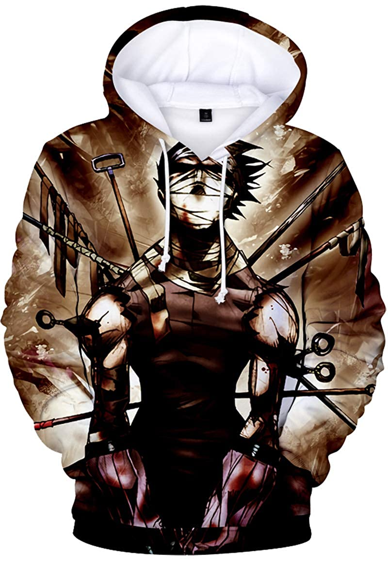 Bettydom Chirlden's Novelty Hoodies Sweatshirt Outerwear Ispired The Japanese Anime Naruto