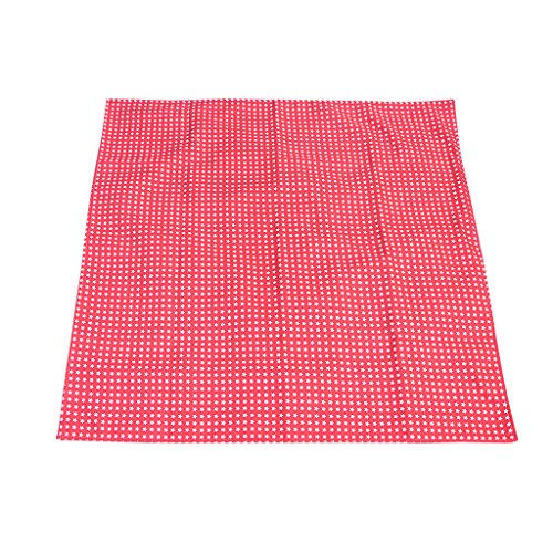 Fvstar 43.3″ Washable Anti-Slip Spill Mat Baby Splat Mat for Under High Chair Toddler Feeding Highchair Floor Mat Kids Food Feeding Splash Mat Portable Play Mat and Table Cloth