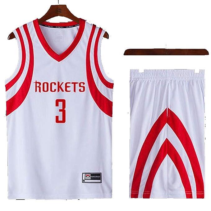Tracy McGrady, TMac-Chris Paul # 1# 3 Houston Rockets Red ...